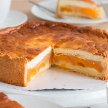 Aprikosenkuchen nach Großmutters Art