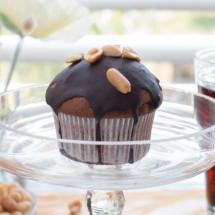 Coca-Cola Erdnuss-Muffins