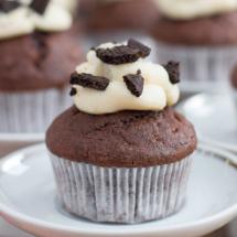 Oreo Cupcakes