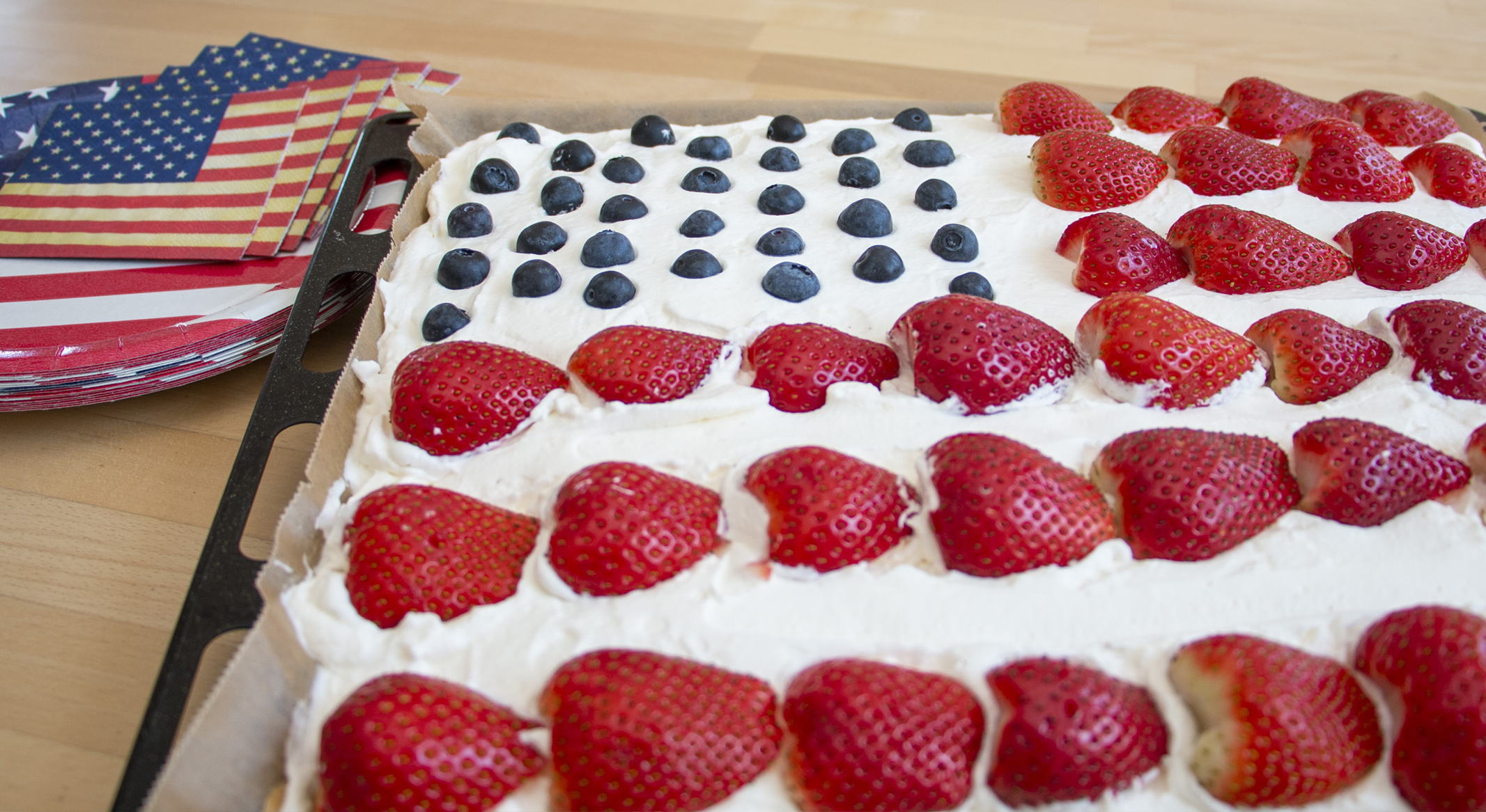 American-Flag-Kuchen