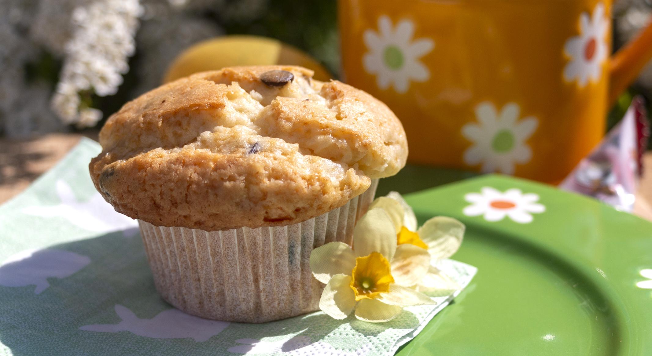 Ricotta-Mandel-Muffin
