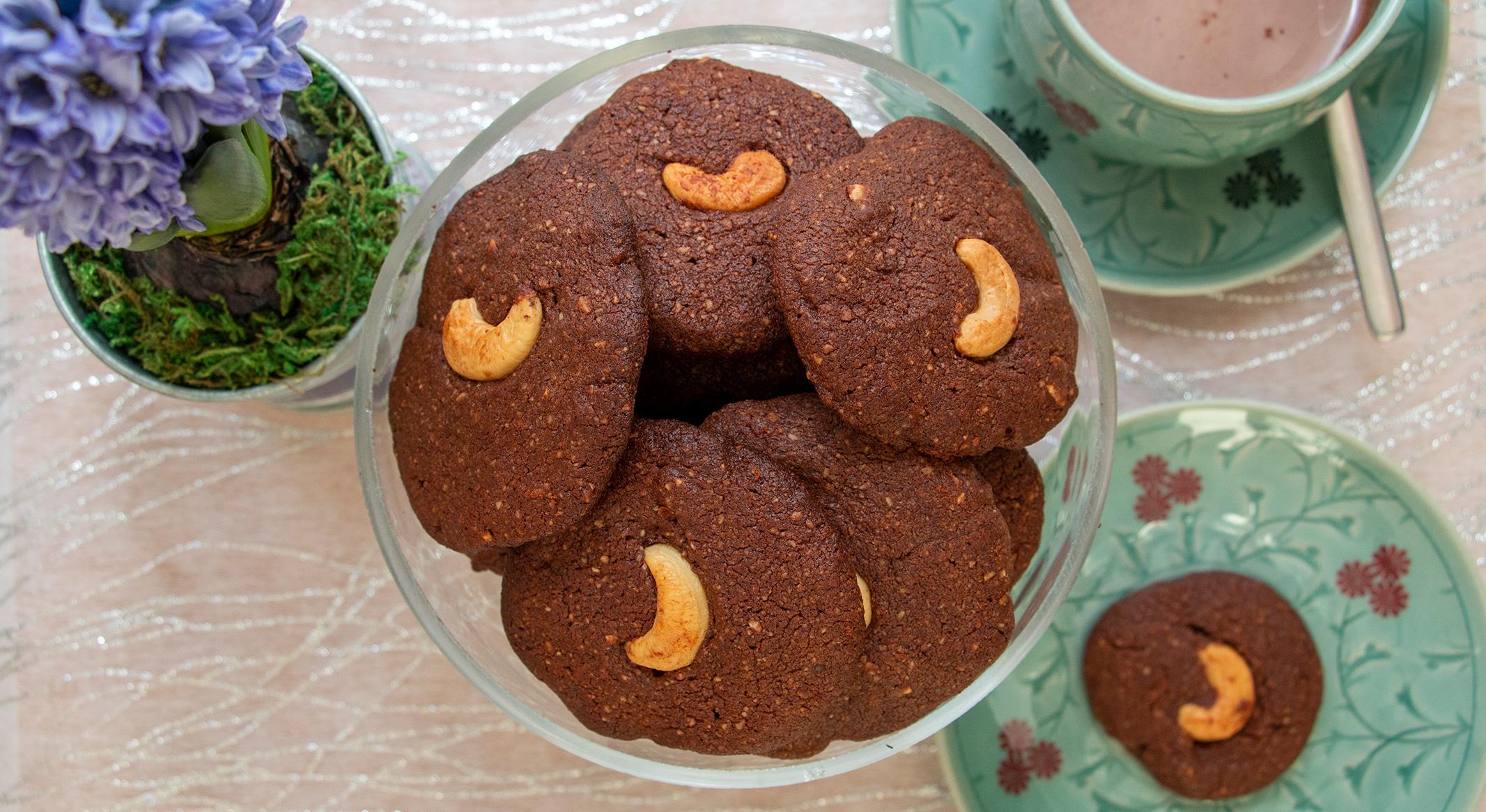 Cashewcookies