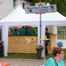 """Weinstand """"Weingärtner & Pfister"""" Trog in Oberschwappach"""