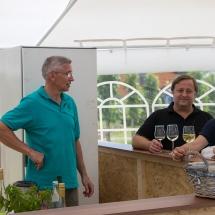 """Weinstand """"Weingärtner & Pfister"""""""