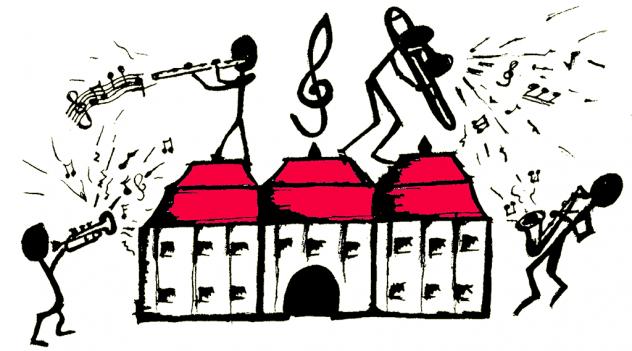 Logo Blaskapelle Oberschwappach