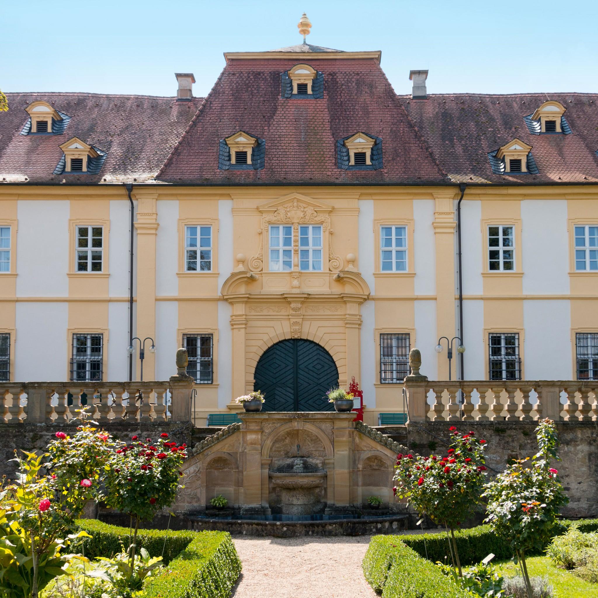 Impression Schloss Oberschwappach