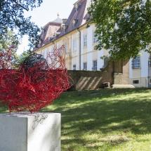 Kunst im Schlosspark: Hommage an Claude Monet